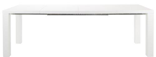 EsstischTisch-SPICE-wei-Hochglanz-ausziehbar-120240x80cm