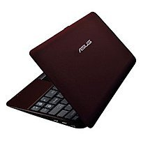 ASUS Eee PC Seashell 1005PEB-RRED01S 10.1-Inch Netbook (Red) 