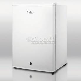 Summit Appliance Refrigerator W/ Lock - Model FF28L - Each