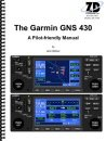 img - for The Garmin GNS 430W - A Pilot-friendly Manual book / textbook / text book