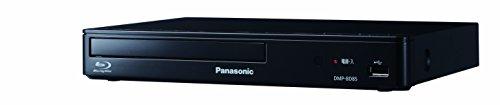 パナソニック ブルーレイディスクプレーヤー DMP-BD85-K