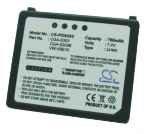 Battery for Panasonic SDR-S150EB-S SDR-S150EG-S SDR-S150E-S SDR-S200 7.4V 760mAh