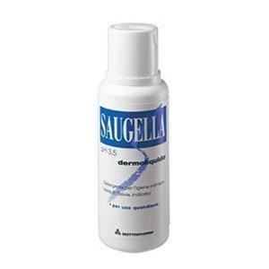 saugella dermoliquid feminine intimate wash 100ml