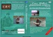 Anglers Book LANI WALLER'S STEELHEAD LEGACY, DVD