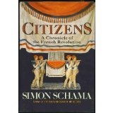 Citizens (0394559487) by Simon Schama