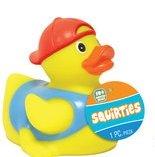 Squirtie Bathtub Toy - Squirt Duck, Baseball by Ja-Ru, Inc.
