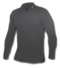 Buy Maxit Designs Qb Z Mock Turtleneck Black Xlarge by Maxit