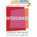 Intercourse (0029079705) by Andrea Dworkin
