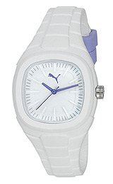 Puma Bubble Gum - S White Women's watch #PU102882001