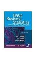 Basic Busn Statist &Cd&1key BB Studt Acc Pk