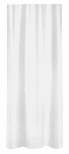 Spirella Tenda per doccia 120X200, colore: Bianco