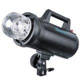 Neewer Gemini Series GS300 Studio Strobe Photo Flash Light-300W Monolight for Studio, Location and Portrait Photography