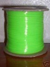 Glow Green Rexlace