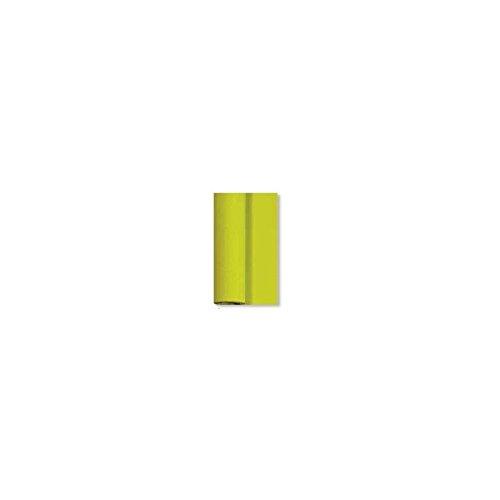 Duni Dunicel Tischdeckenrolle Kiwi 1,25 m x 40 m, Tischdecke grün, Papiertischdecke kiwi, Tischdecke Hochzeit, Tischdeckenrolle, Tischdekoration