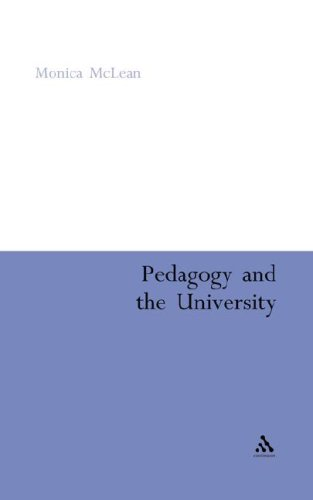 Pedagogy And the University: Critical Theory and Practice