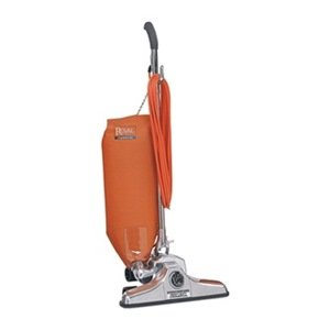 Upright Vacuum, 14 In., 10 A, 120V