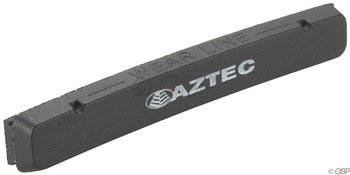 Buy Low Price Aztec / Delta Delta Aztec Linear Pull Replacement Pads, Black (PB500B)
