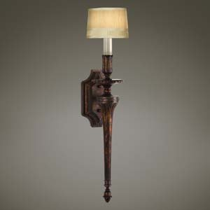 Wall Torchiere Lamps : Amazon.com: Fine Art Lamps 434350, Fontana Bella Torchiere Wall Sconce Lighting, 1 Light, 60 ...