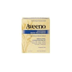 Aveeno Anti Itch Soothing Bath Treatment - 4.5 Oz