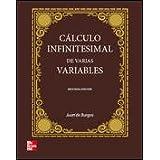 Cálculo infinitesimal de varias variables, 2ª edc.