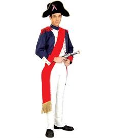 Deluxe Napoleon Costume - Standard - Chest Size 40-44
