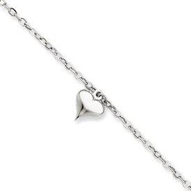 Genuine IceCarats Designer Jewelry Gift 14K White
