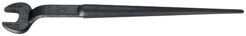 Klein Tools 3213 7/8-Inch Bolt Erection Wrench For U.S. Heavy Nut