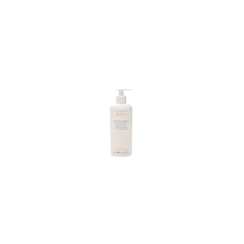 EAU Thermale Avene Cold Cream Body Lotion (13.52oz)