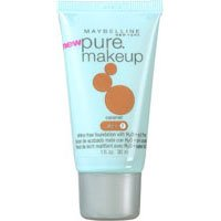 Buy Maybelline Pure Makeup Shine-Free Foundation with H2O, Caramel