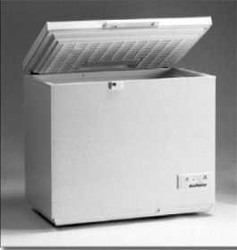 Sundanzer Solar-Powered Chest Freezer - 5.8 Cubic Ft., 30in.L x 40in.W x 37in.H