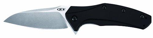 Zero Tolerance 3.25-Inch Folder Speed Safe 6061 T6 Anodized Aluminum Handle, Stone