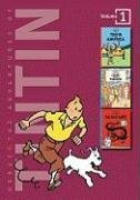 The Adventures of Tintin, Vol. 1 (Tintin in America / Cigars of the Pharaoh / The Blue Lotus)