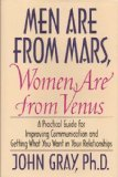 Image of MEN ARE FORM MARS WOMEN ARE FROM VENUS