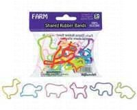 Pk/12 Farm Rubber Bands front-976595