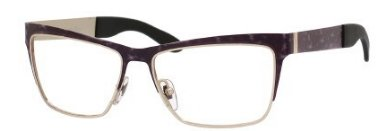 Yves Saint Laurent Yves Saint Laurent 6365 Eyeglasses-0EHH Light Gold Panther-55mm