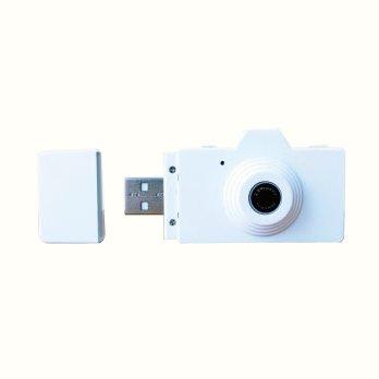 Superheadz USB Clap Camera (White)