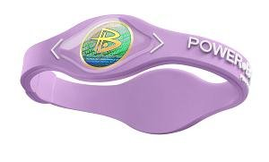 Power Balance-The Original Performance Wristband (Lavendar/White, X-Small)
