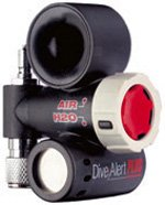 Dive Alert PLUS Air/Water Inflator Horn ON SALE