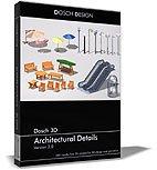 DOSCH 3D: Architectural Details V2