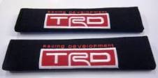 TRD Seat Belt Shoulder Pad