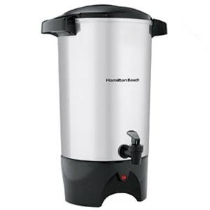 Hamilton Beach, HB 12-42 Cup Coffee Urn (Catalog
