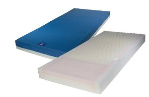 Drive Medical 15770 Gravity 7 Long Term Care Pressure Redistribution Mattress, Blue