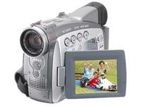 Canon MV750i Digital Camcorder [Mini DV , 22 x Optical , DV in/out]