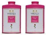 Yardley English Rose by Yardley of London for Women Perfumed Talc, 7 Ounce (14 oz)