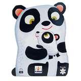 Picture of Djeco Mama Panda and Baby (B004MN1IKW) (Floor Puzzles)