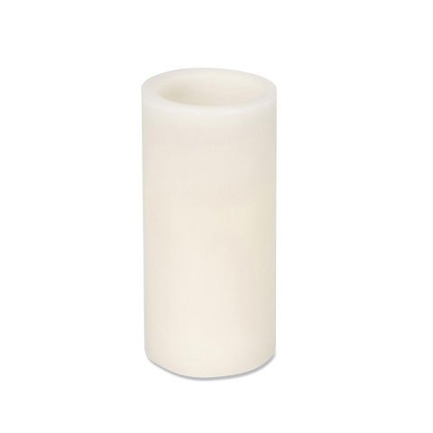 Bulk Buy: Darice Diy Crafts Wax Sleeve For Led Tea Light Ivory 6 Inches (6-Pack) 1078-61