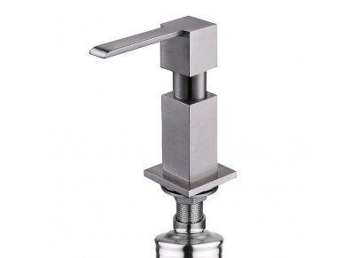 Dispenser Sapone acciaio inossidabile Copa Design Perla