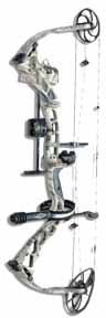 Diamond by Bowtech Fugitive Right Hand Compound Bow