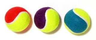 Solid Core Tennis Ball Dog Toy