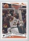 2005 06 Topps # 31 Danny Fortson Seattle SuperSonics Basketball Card